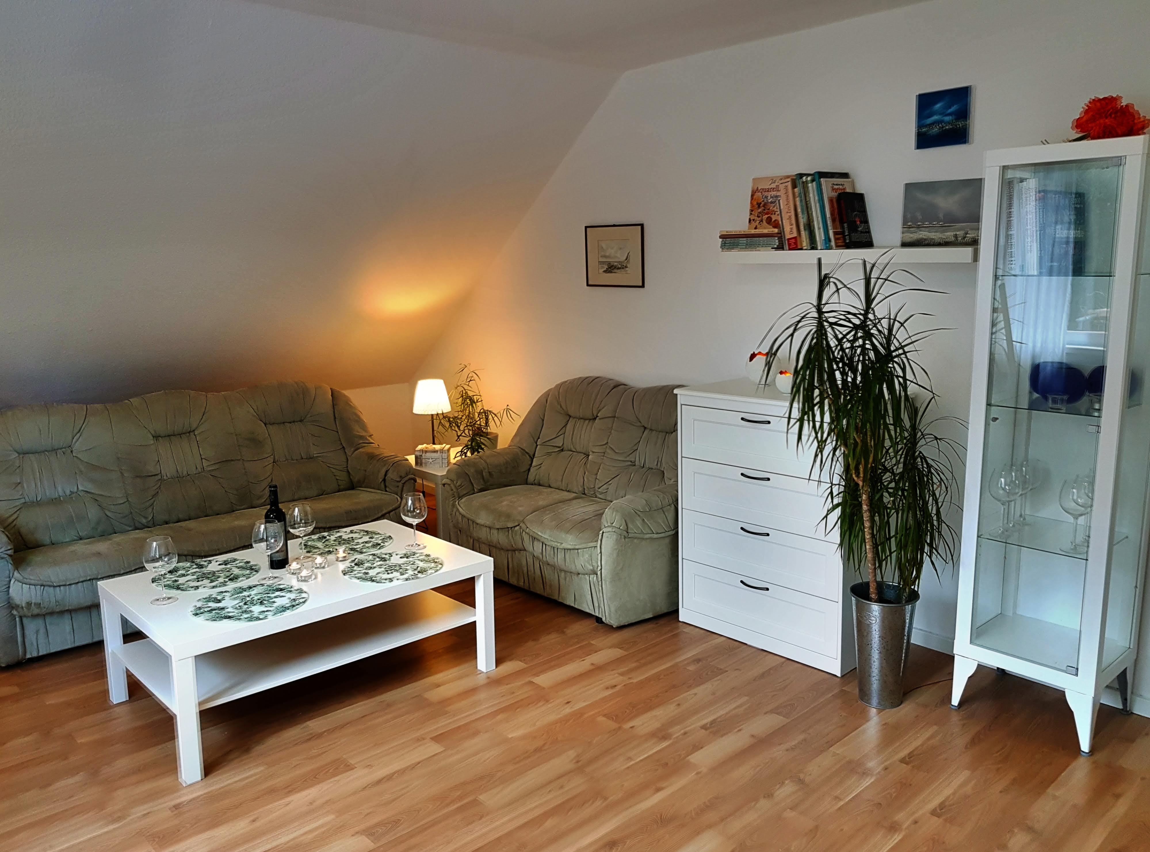 Monteurwohnung Hagen im Bremischen Wohnzimmer